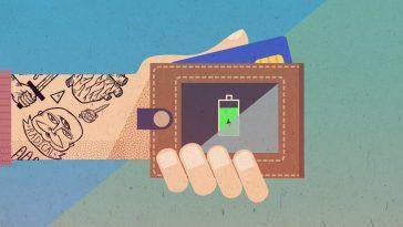Έξυπνα κινητά, ρολόγια και τώρα πορτοφόλια!