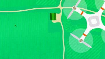 Τα drones αλλάζουν τη γεωργία