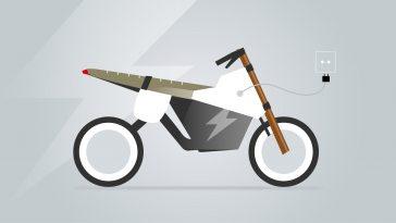 Οι μοτοσυκλέτες νέας γενιάς μπαίνουν στην πρίζα