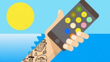 Συμβουλές για διακοπές με τη βοήθεια (και χωρίς το άγχος) της τεχνολογίας