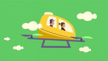 Ιπτάμενα ταξί: πότε έρχονται τα πρώτα επιβατικα drones