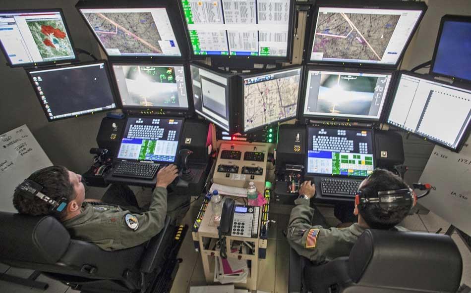 California Fires: MQ-9 supports Mendocino Complex Fire