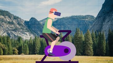 Η εικονική πραγματικότητα μπαίνει στο γυμναστήριο