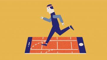 Apps που σου δίνουν κίνητρο για να σηκωθείς απ' τον καναπέ και να γυμναστείς