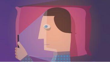 Η τεχνολογία μας κρατάει άυπνους, αλλά και μας βοηθάει να κοιμηθούμε καλύτερα