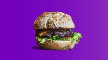 Τι θα λέγατε για ένα burger από χορτοφαγικό «κρέας» που φτιάχτηκε στο εργαστήριο;