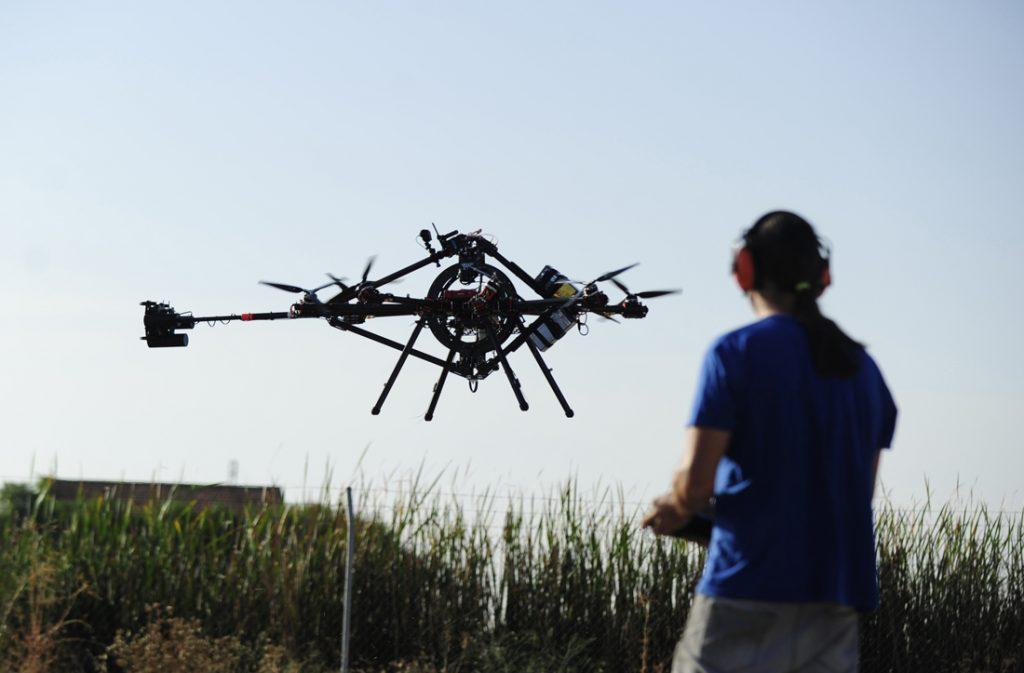 Stockshot Drone