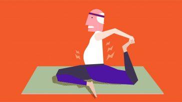 Η γιόγκα νικάει τον πόνο: Άσε τα χάπια και πιάσε το στρωματάκι