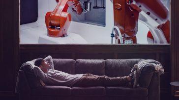 Είστε έτοιμοι για διακοπές μηνών, ενώ τα ρομπότ θα κάνουν τη δουλειά σας;