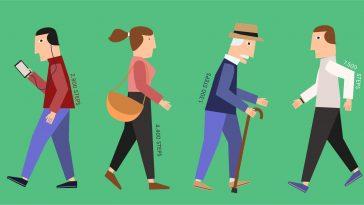 Πόσα βήματα πρέπει να κάνουμε για να παραμείνουμε υγιείς;