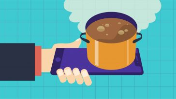 H κουζίνα του σπιτιού μας γίνεται όλο και πιο έξυπνη