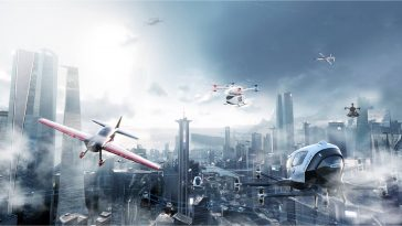 Έτοιμα για απογείωση τα taxi-drones χωρίς πιλότο
