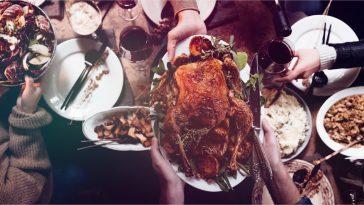 Η fun επιστήμη πίσω από το χριστουγεννιάτικο τραπέζι