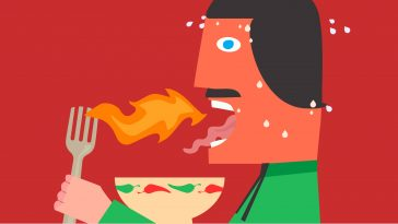Όσο πιο καυτερό, τόσο πιο καλό: Τι λέει η επιστήμη για το πικάντικο φαγητό