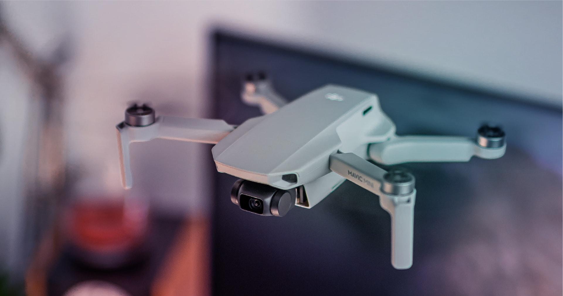 Drones τσέπης: Μικρά και προσιτά