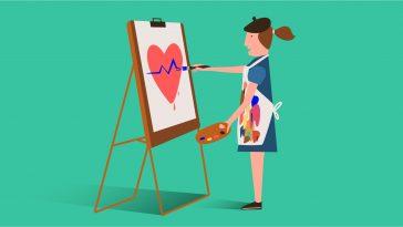 Κάνε τέχνη και γίνε πιο υγιής