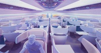 Έτσι θα είναι οι καμπίνες των αεροπλάνων στο κοντινό μέλλον