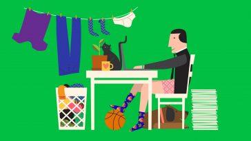 Πώς να δουλεύεις αποδοτικά (και διασκεδαστικά) από το σπίτι