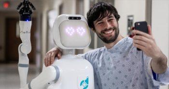 Οι νοσοκόμοι-ρομπότ σώζουν ζωές