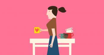 Οι γυναίκες που πίνουν τακτικά καφέ έχουν λιγότερο σωματικό λίπος