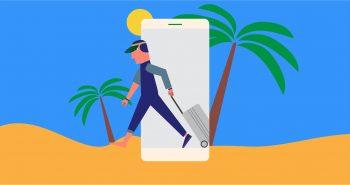 5 apps για να οργανώσεις τις διακοπές σου από το κινητό