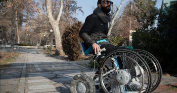 To made-in-Greece αμαξίδιο που αλλάζει τη ζωή των ανθρώπων με κινητικά προβλήματα