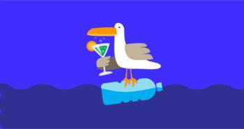 Το μαγικό κοκτέιλ που θα σώσει τον κόσμο από τα πλαστικά απορρίμματα