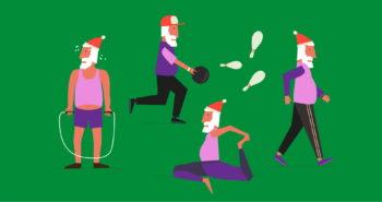 Το «κάψατε» τις γιορτές; 10 είδη άσκησης που καίνε τις περισσότερες θερμίδες