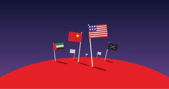 Συνωστισμός στον Άρη! Τι γυρεύουμε στον κόκκινο πλανήτη;
