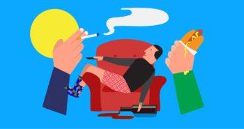 5 κακές συνήθειες που πρέπει να αποφύγετε για καλύτερη ζωή