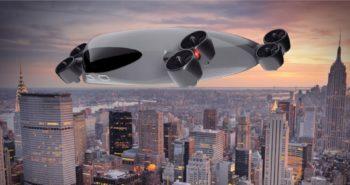 Το νέο ιπτάμενο ηλεκτρικό λεωφορείο που αλλάζει τα δεδομένα